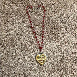 Jewelry - Classic hardware true love necklace